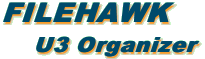 FileHawk U3 Organizer